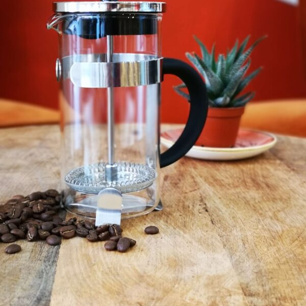 small cafetiere