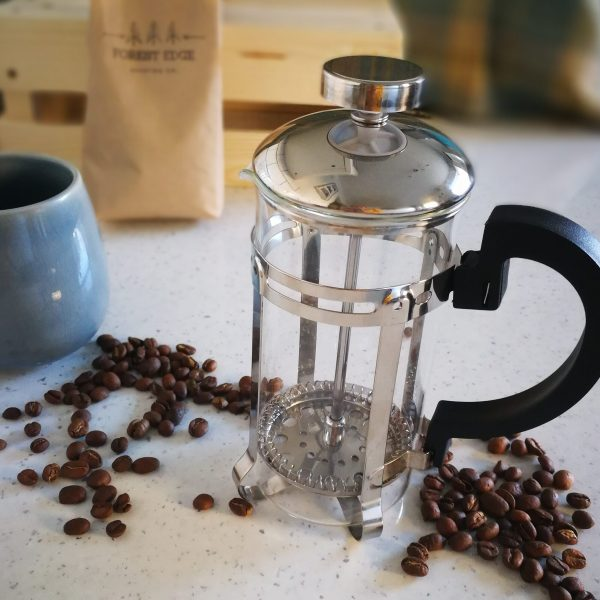 cafetiere or french press for coffee brewing