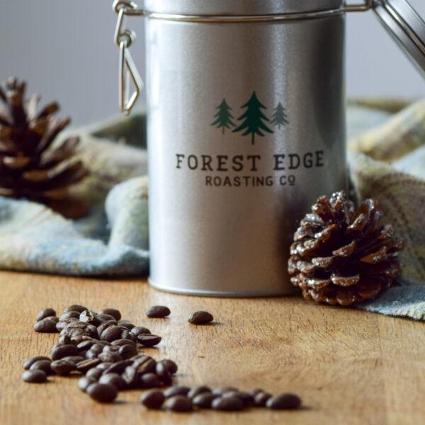 coffee storage tin, how to store coffee